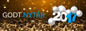 Godt nytår fra Netconomy - 2017